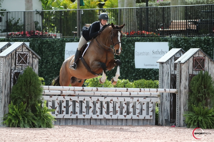10/01/2018 ; Wellington FL ; Winter Equestrian Festival - Week 1