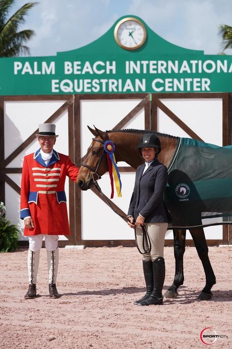 07/02/2018 ; Wellington FL ; Winter Equestrian Festival - Week 5