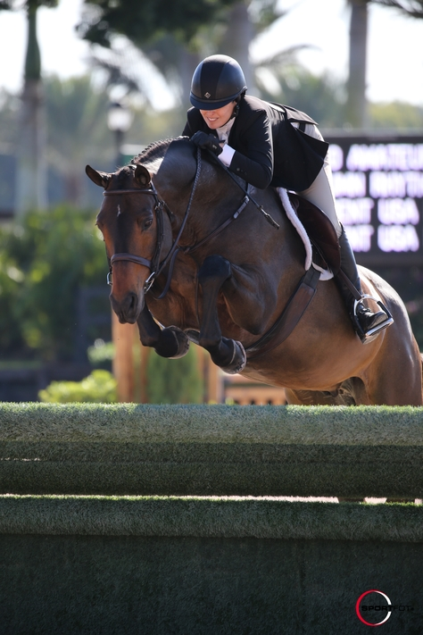 18/01/2017 ; Wellington FL ; Winter Equestrian Festival - Week 2 ; Sportfot