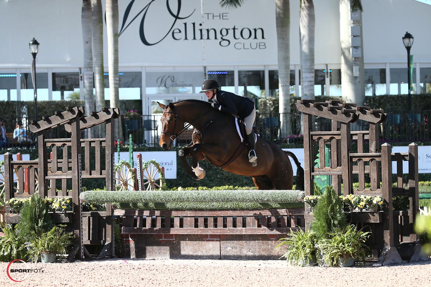 30/01/2019 ; Wellington FL ; Winter Equestrian Festival - Week 4