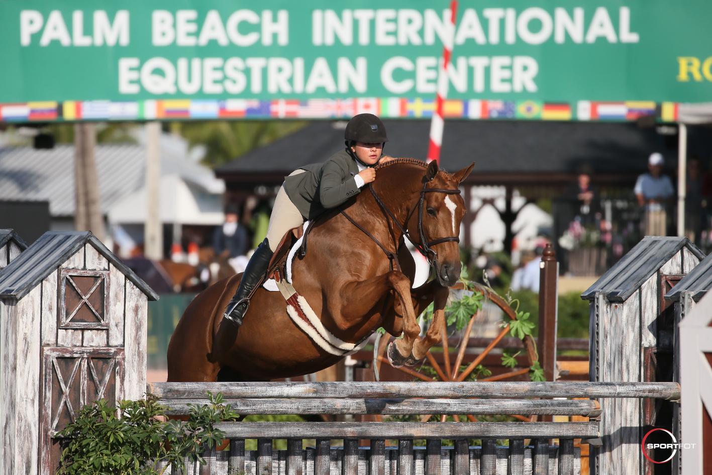 13/02/2019 ; Wellington FL ; Winter Equestrian Festival - Week 6
