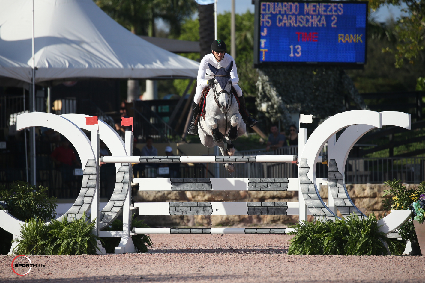 20/02/2019 ; Wellington FL ; Winter Equestrian Festival - Week 7
