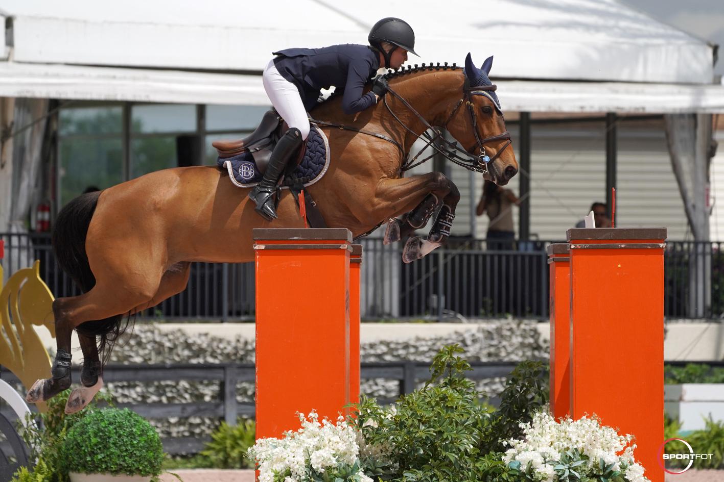 Amanda Derbyshire and Luibanta BH 43203949 Sportfot