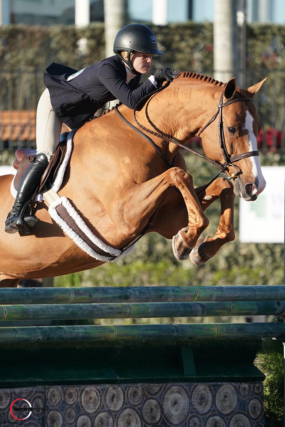 Garfield and Sophie Gochman 431_3871 Sportfot