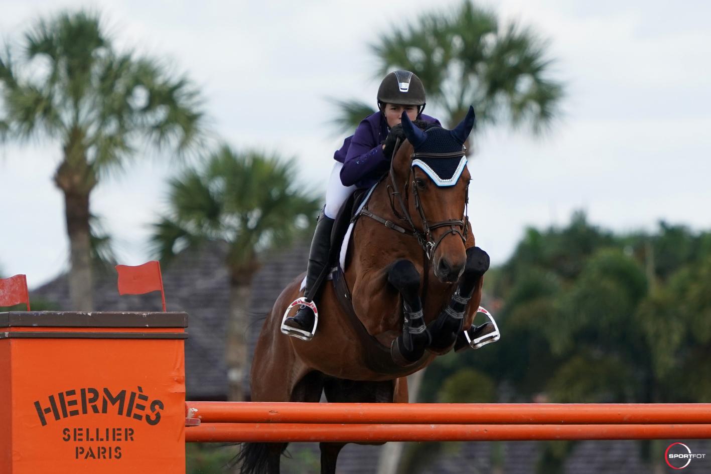 Alexanne Thibault and Chacco Prime U25 43104456 Sportfot