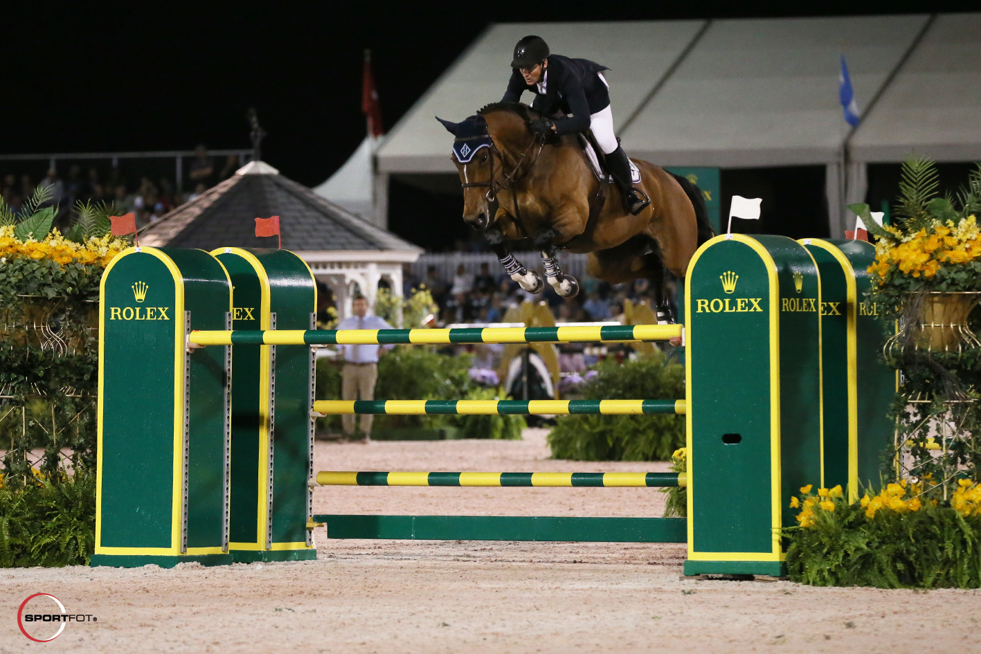 McLain Ward and HH Azur 433_8110 Sportfot