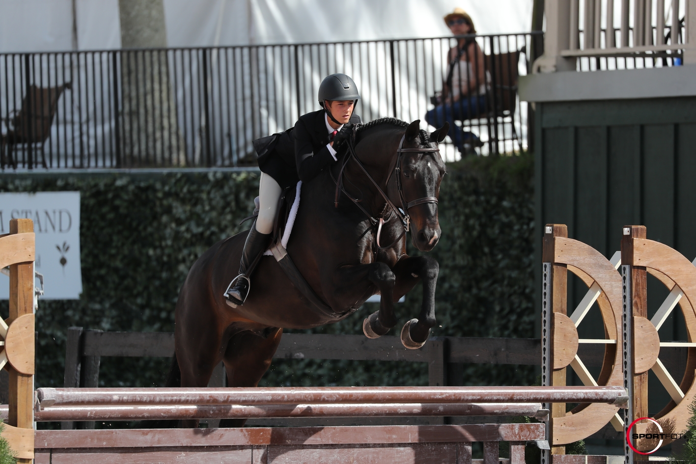 13/02/2019 ; Wellington FL ; Winter Equestrian Festival - Week 6