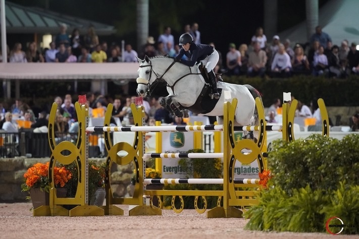 07/02/2018 ; Wellington FL ; Winter Equestrian Festival - Week 5