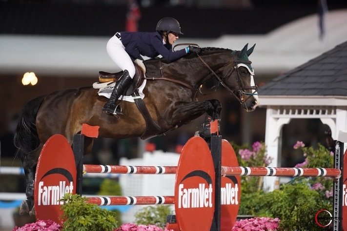 14/03/2018 ; Wellington FL ; Winter Equestrian Festival - Week 10