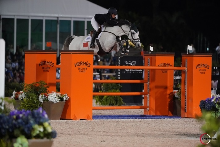 16/01/2019 ; Wellington FL ; Winter Equestrian Festival - Week 2