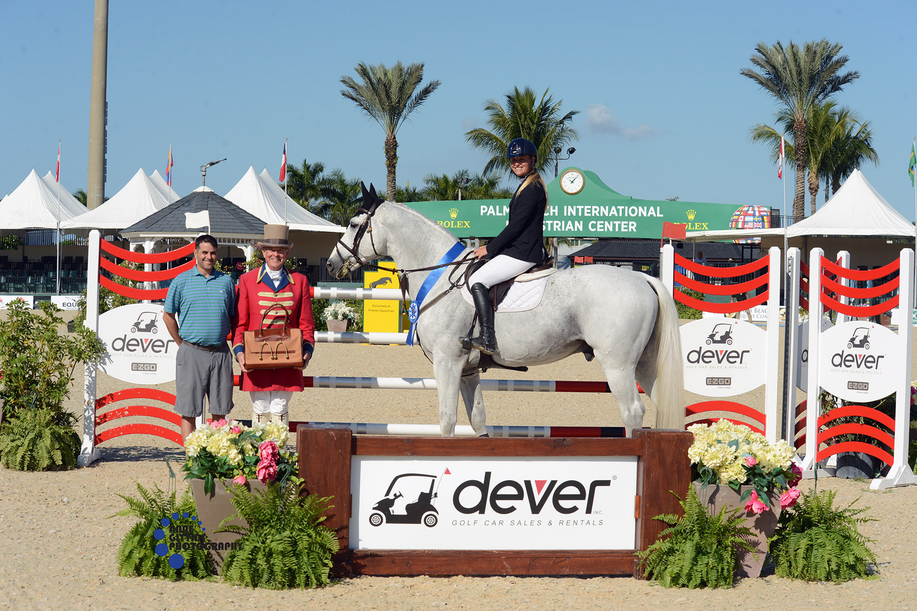 Holiday & Horses Dever FEI $36,000 1.50m