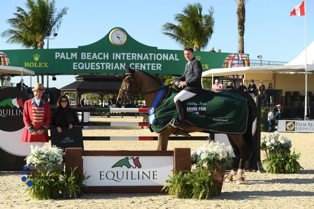 Holiday Finale_Equiline $50k Grand Prix_Jordan Coyle_Essenar Crixus