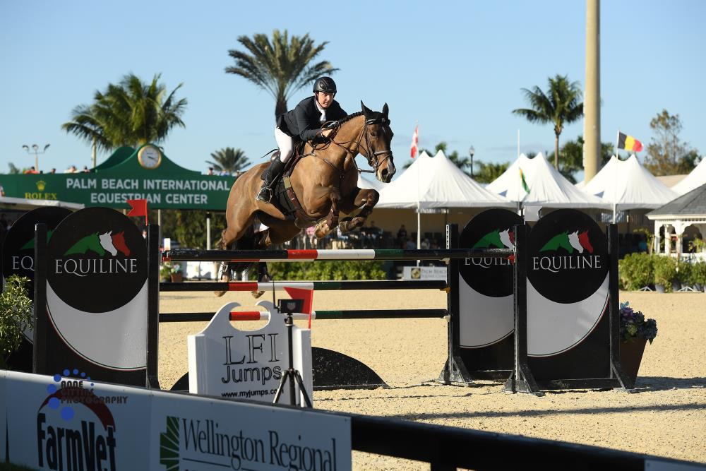 Holiday Finale_Equiline $50k Grand Prix_Jordan Coyle_Essenar Crixus JUMP