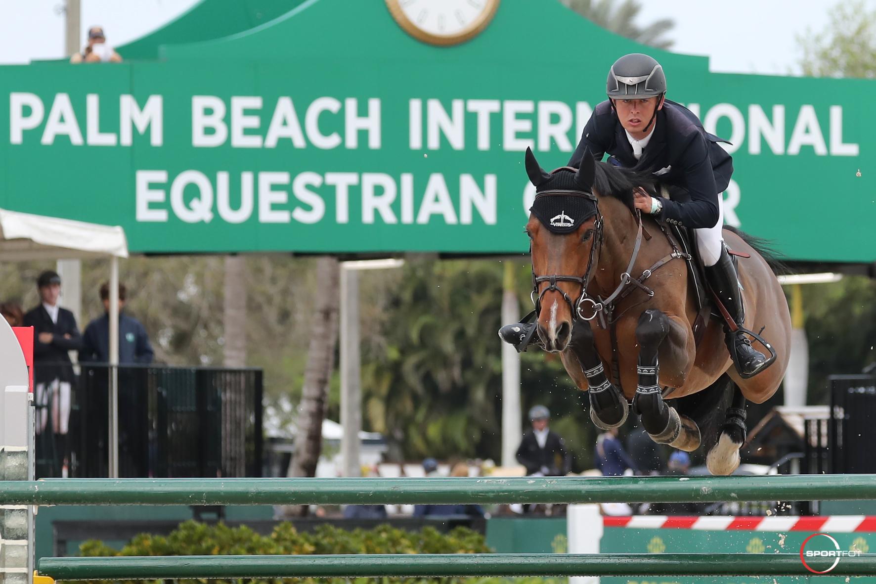 Bertram Allen and Lafayette van Overis by Sportfot 514_4562