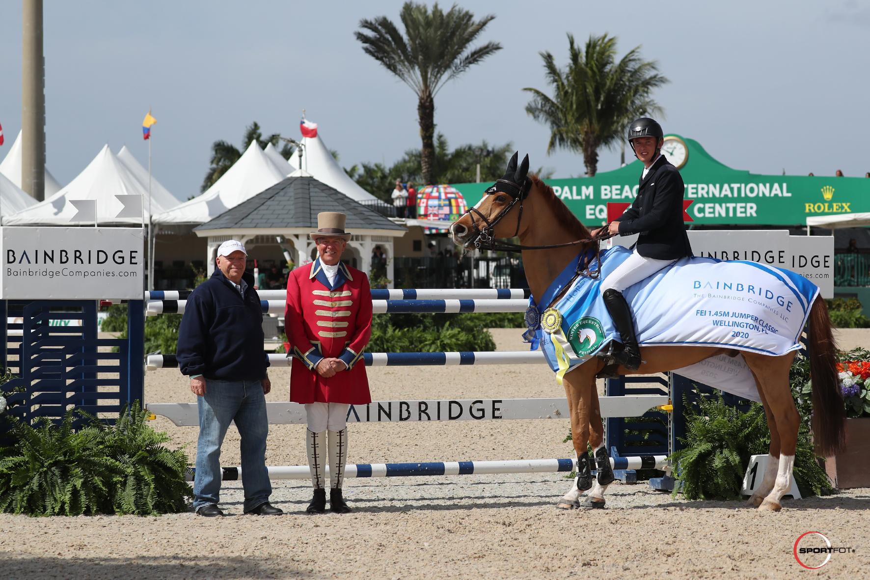 Bertram Allen and Lafayette van Overis by Sportfot 514_4677