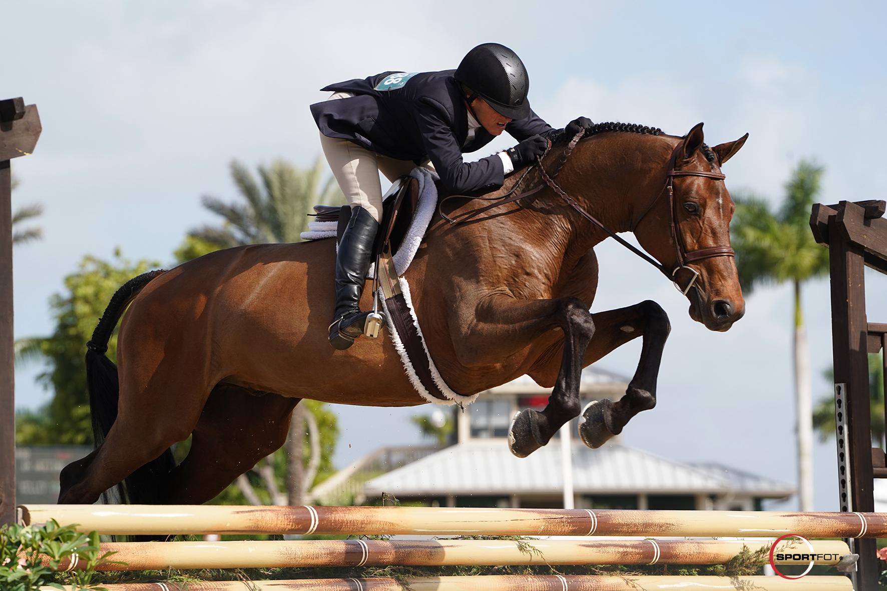 12/02/2020 ; Wellington FL ; Winter Equestrian Festival - Week 6