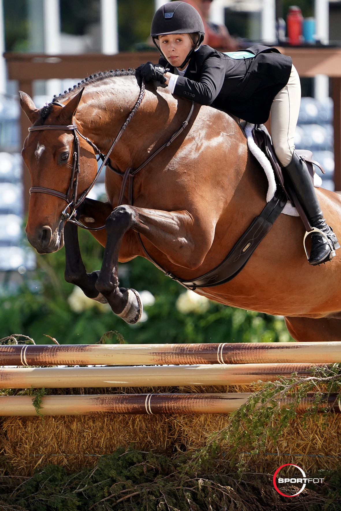 12/02/2020 ; Wellington FL ; Winter Equestrian Festival - Week 6