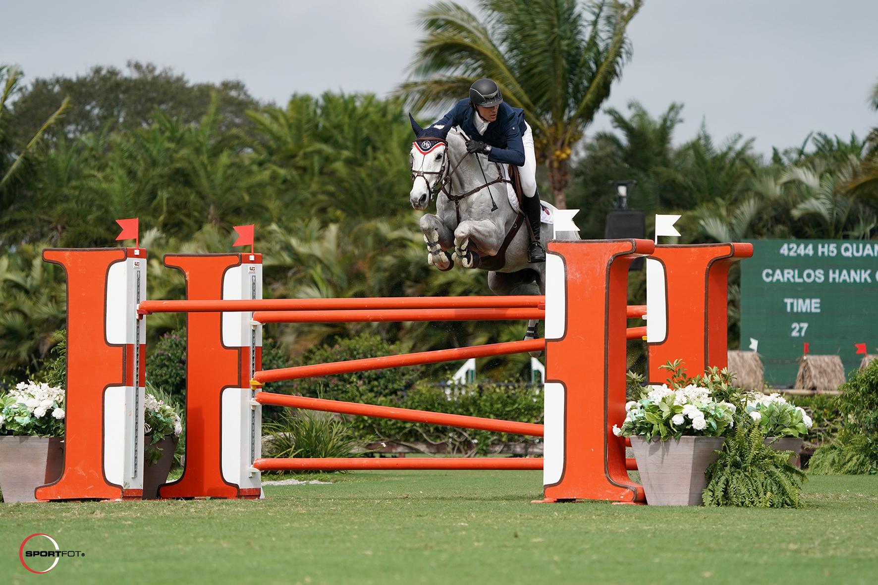 Carlos Hank Guerreiro and H5 Quantador 3 by Sportfot 528_3133