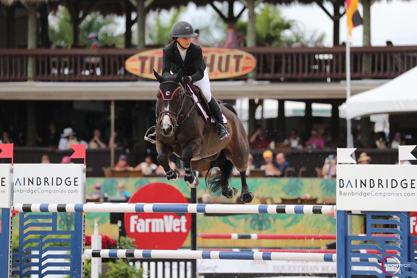19/02/2020 ; Wellington FL ; Winter Equestrian Festival - Week 7