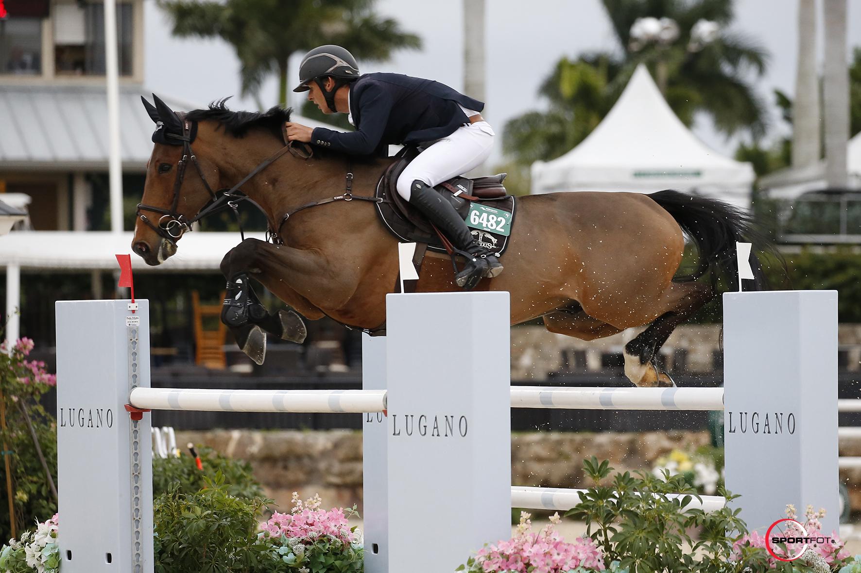 Bertram Allen and Lafayette van Overis by Sportfot 532_0835