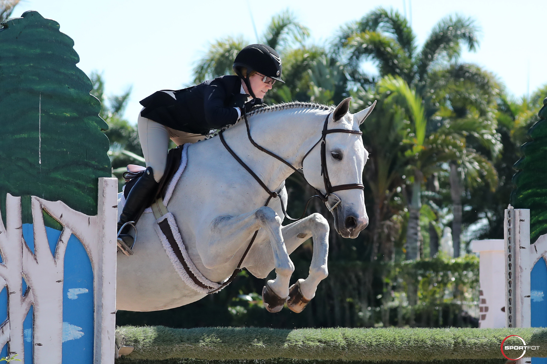 26/02/2020 ; Wellington FL ; Winter Equestrian Festival - Week 8