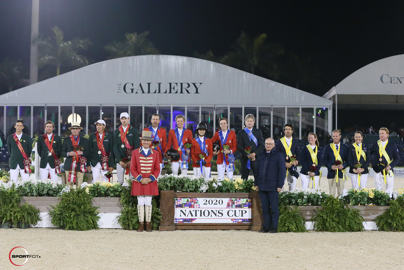 Nations Cup Podium by Sportfot 536_3322