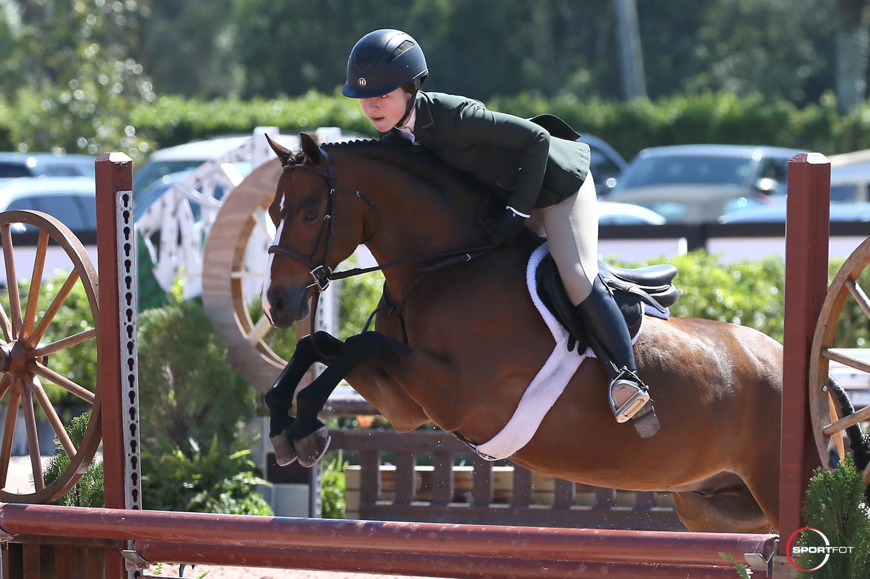 26/02/2020 ; Wellington FL ; Winter Equestrian Festival - Week 8