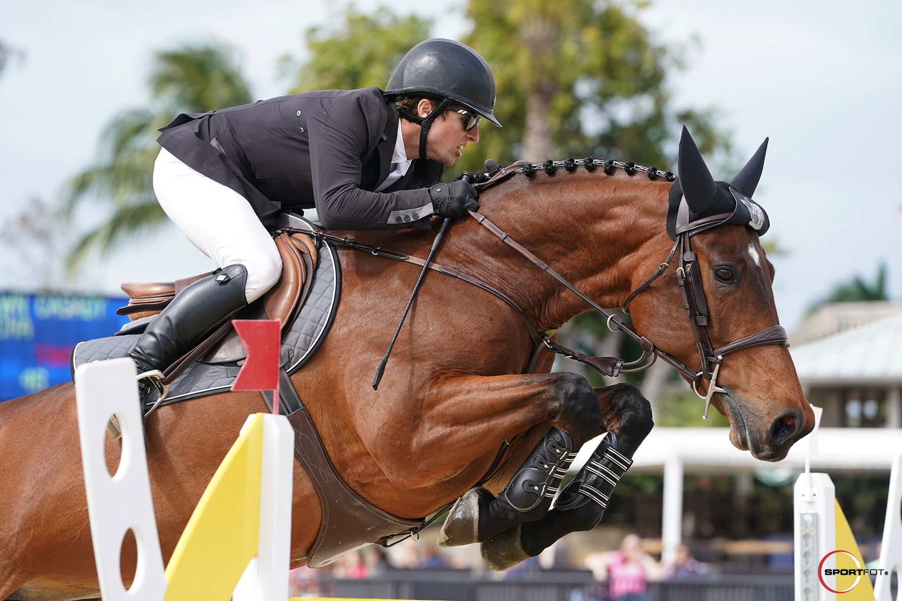 04/03/2020 ; Wellington FL ; Winter Equestrian Festival - Week 9