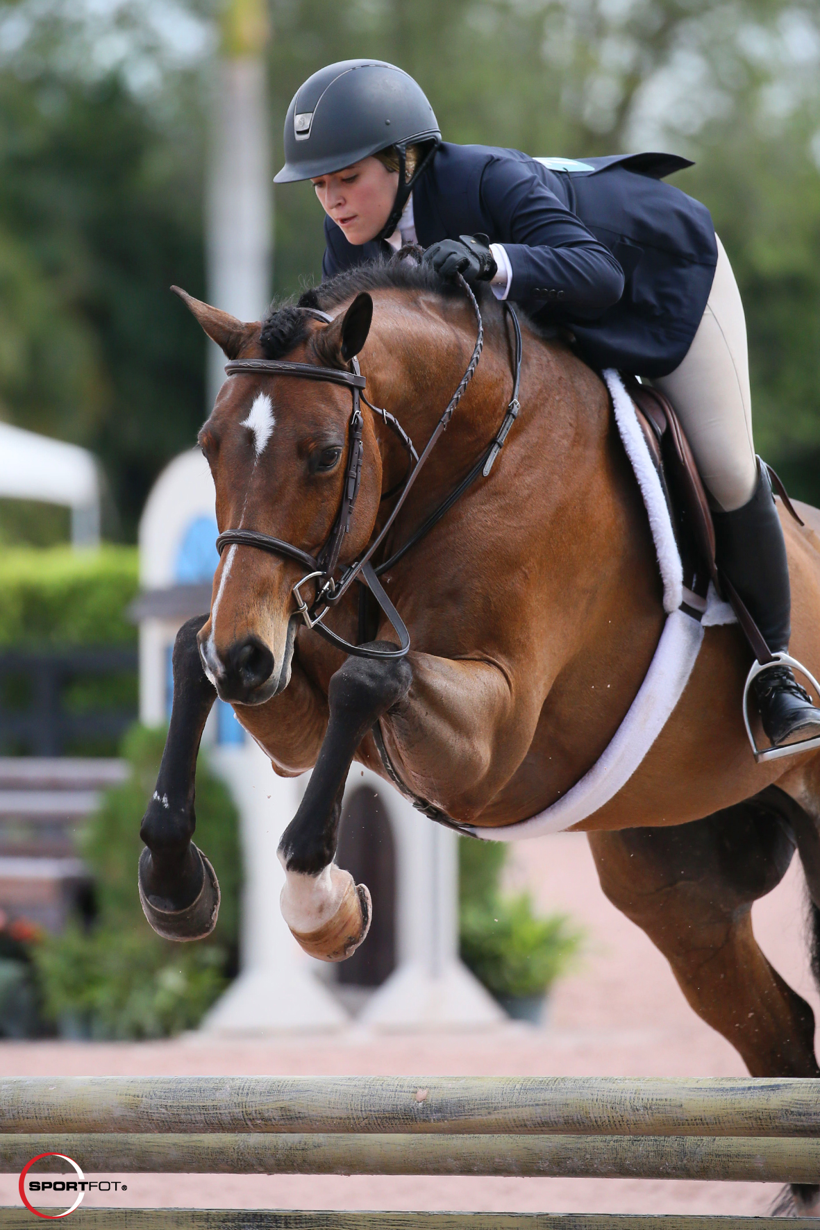 11/03/2020 ; Wellington FL ; Winter Equestrian Festival - Week 10