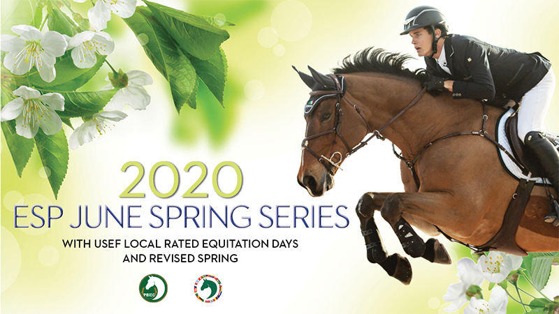 Click here for the 2020 ESP June Spring Series Prize List!