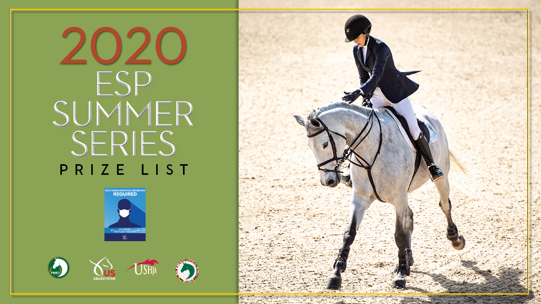 Click here to view the 2020 ESP Summer Series Prize List!