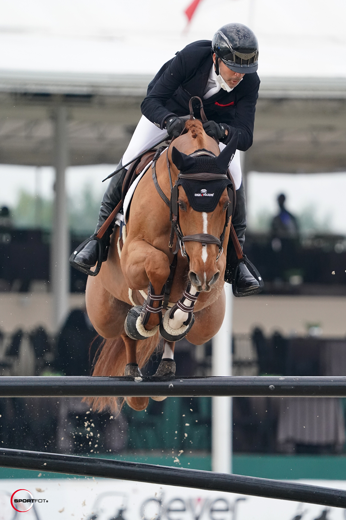 Eric Lamaze and Chacco Kid 588-1478 Sportfot