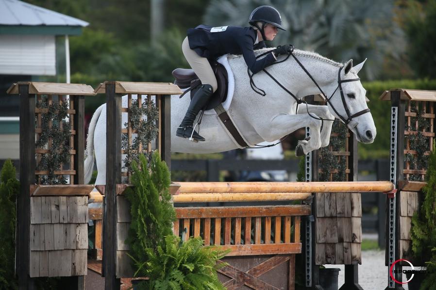13/01/2021 ; Wellington FL ; Winter Equestrian Festival - Week 1