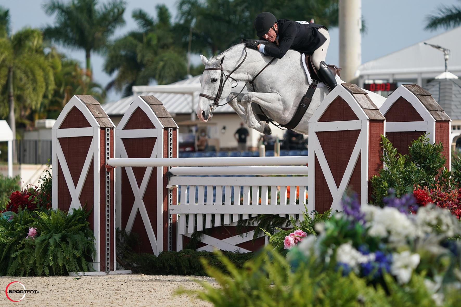 17/02/2021 ; Wellington FL ; Winter Equestrian Festival - Week 6