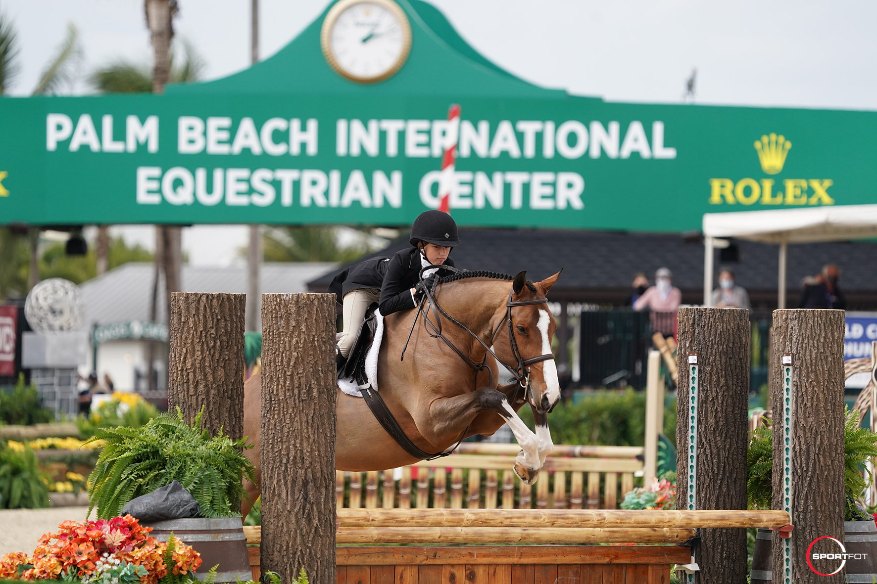 17/02/2021 ; Wellington FL ; Winter Equestrian Festival - Week 6