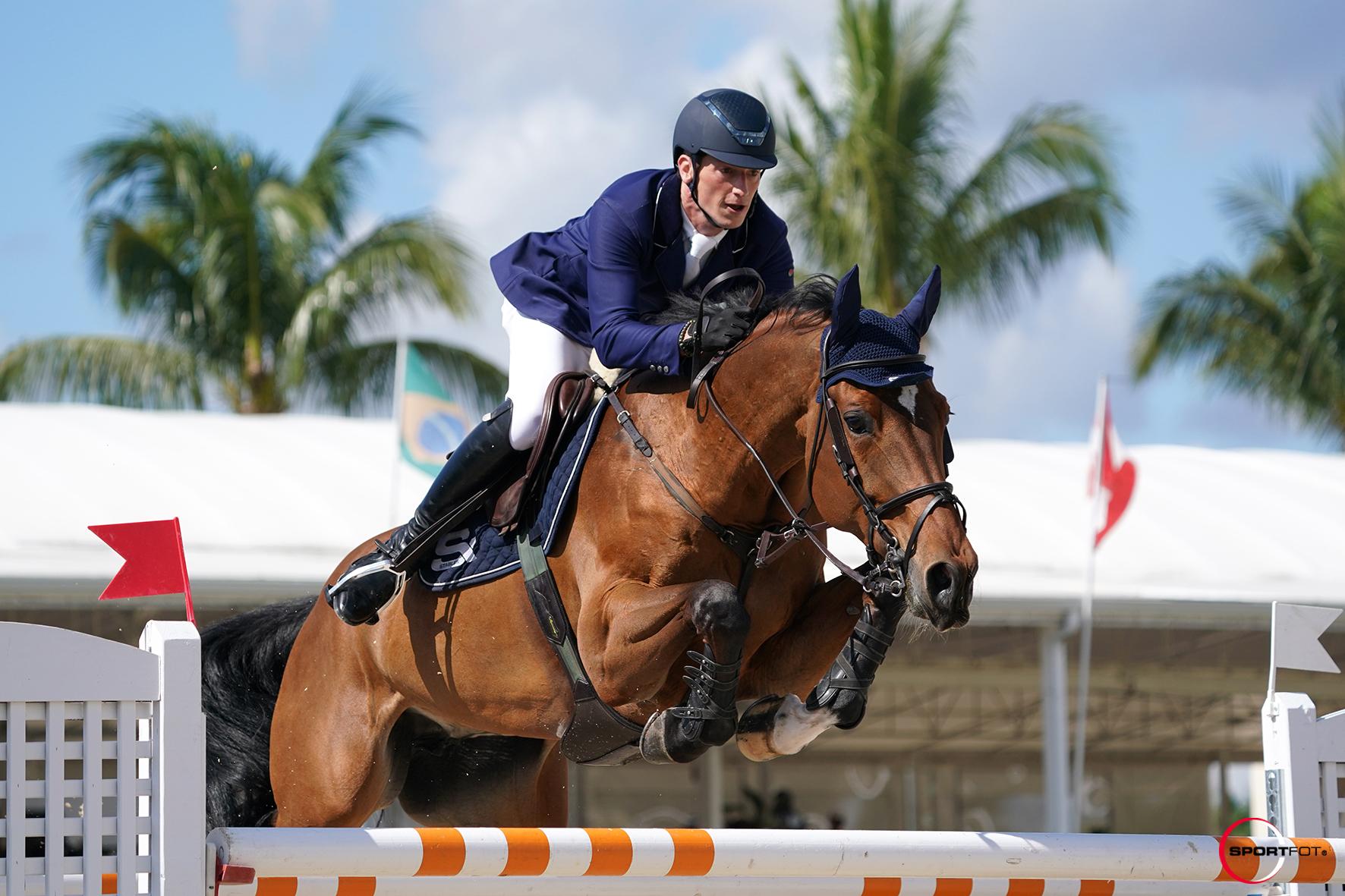 Daniel Deusser and Kiana van het Herdershof 608_6726 Sportfot