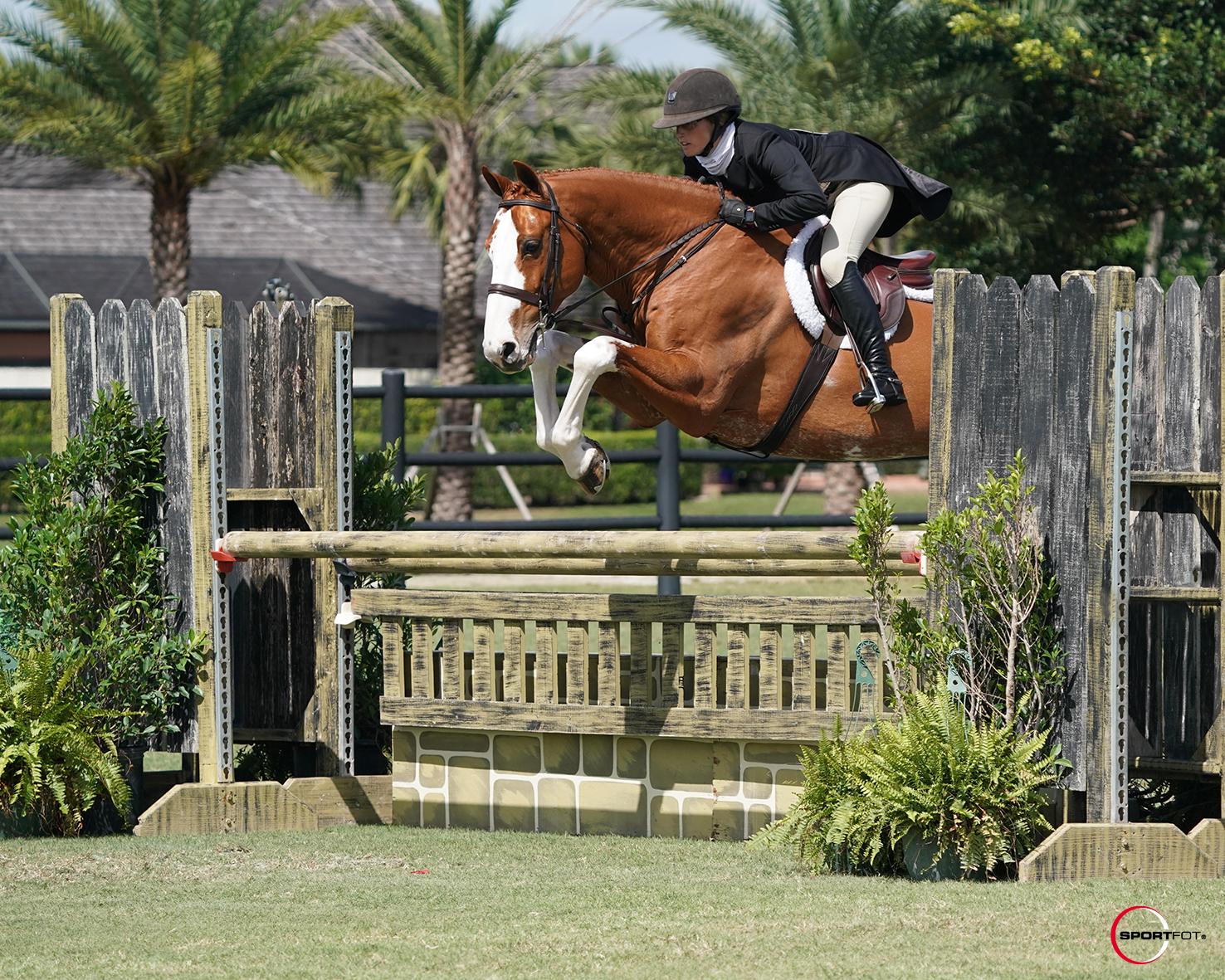 Kelsey Epperson and Didgereedoo VDL 607_5743 Sportfot
