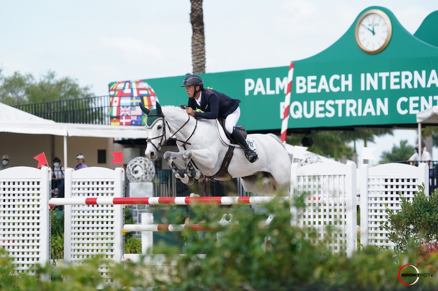 24/03/2021 ; Wellington FL ; Winter Equestrian Festival - Week 11