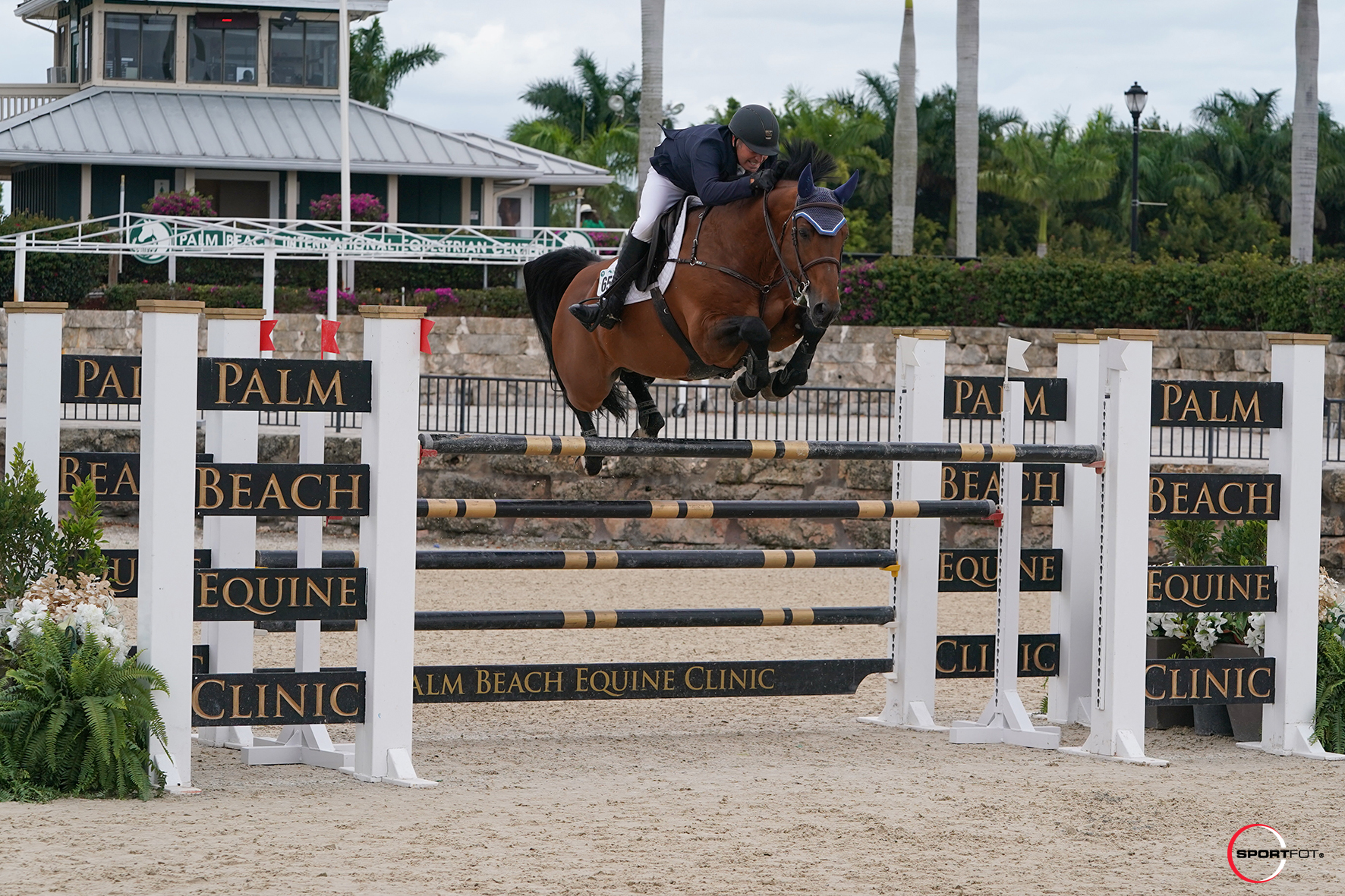 31/03/2021 ; Wellington FL ; Winter Equestrian Festival - Week 12