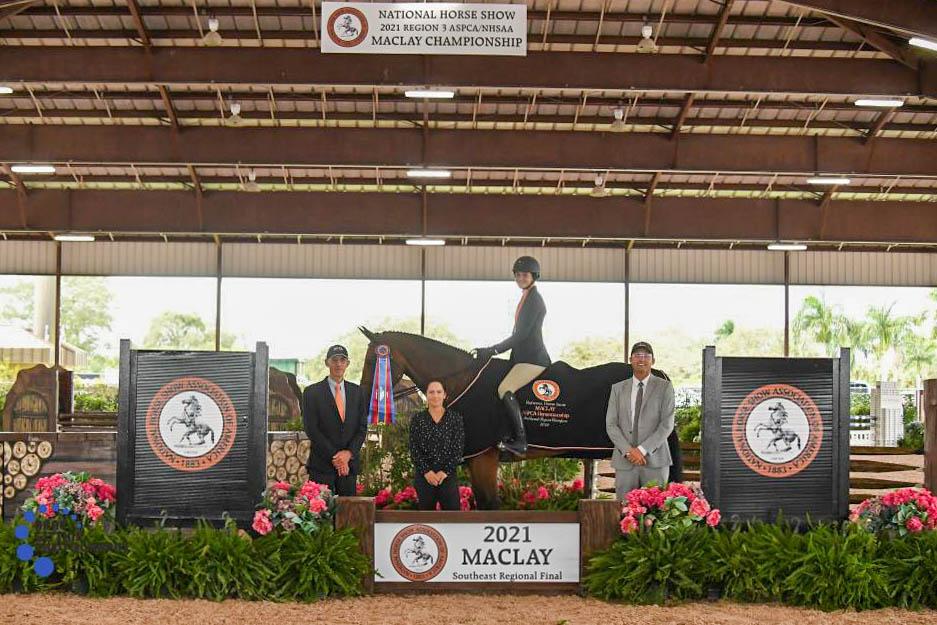 Maclay winner