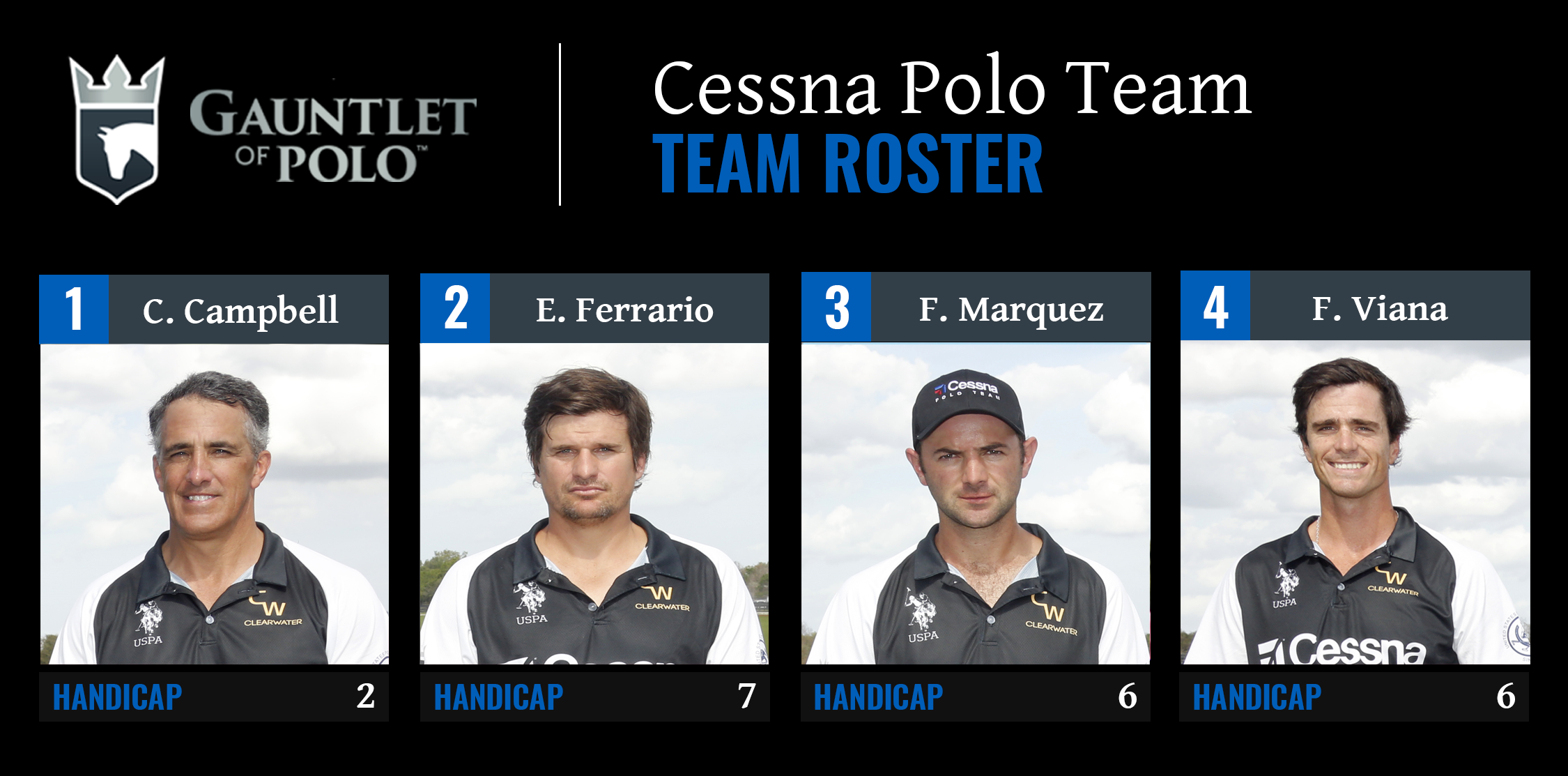 Cessna Polo Team