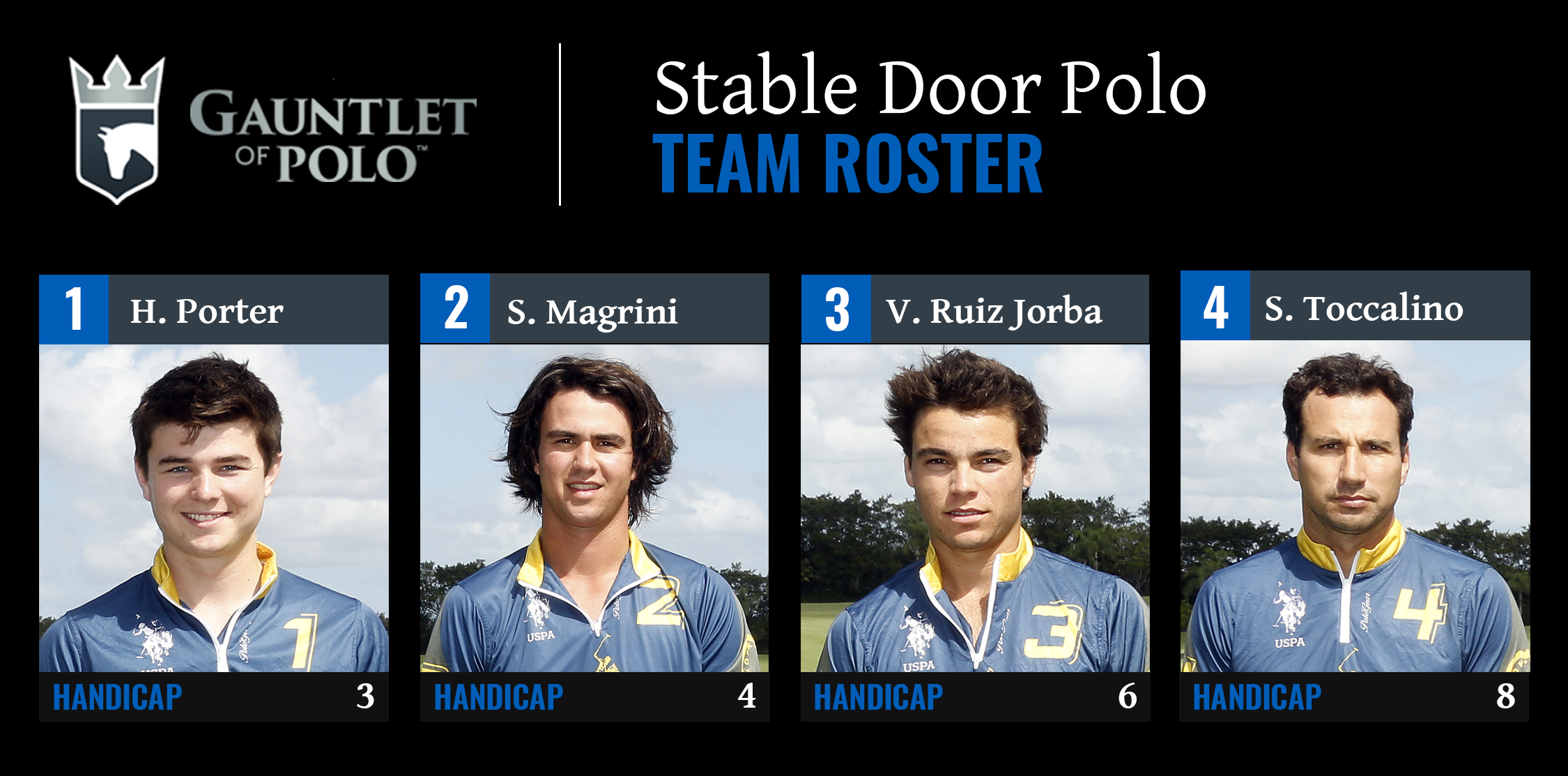 Stable Door Polo