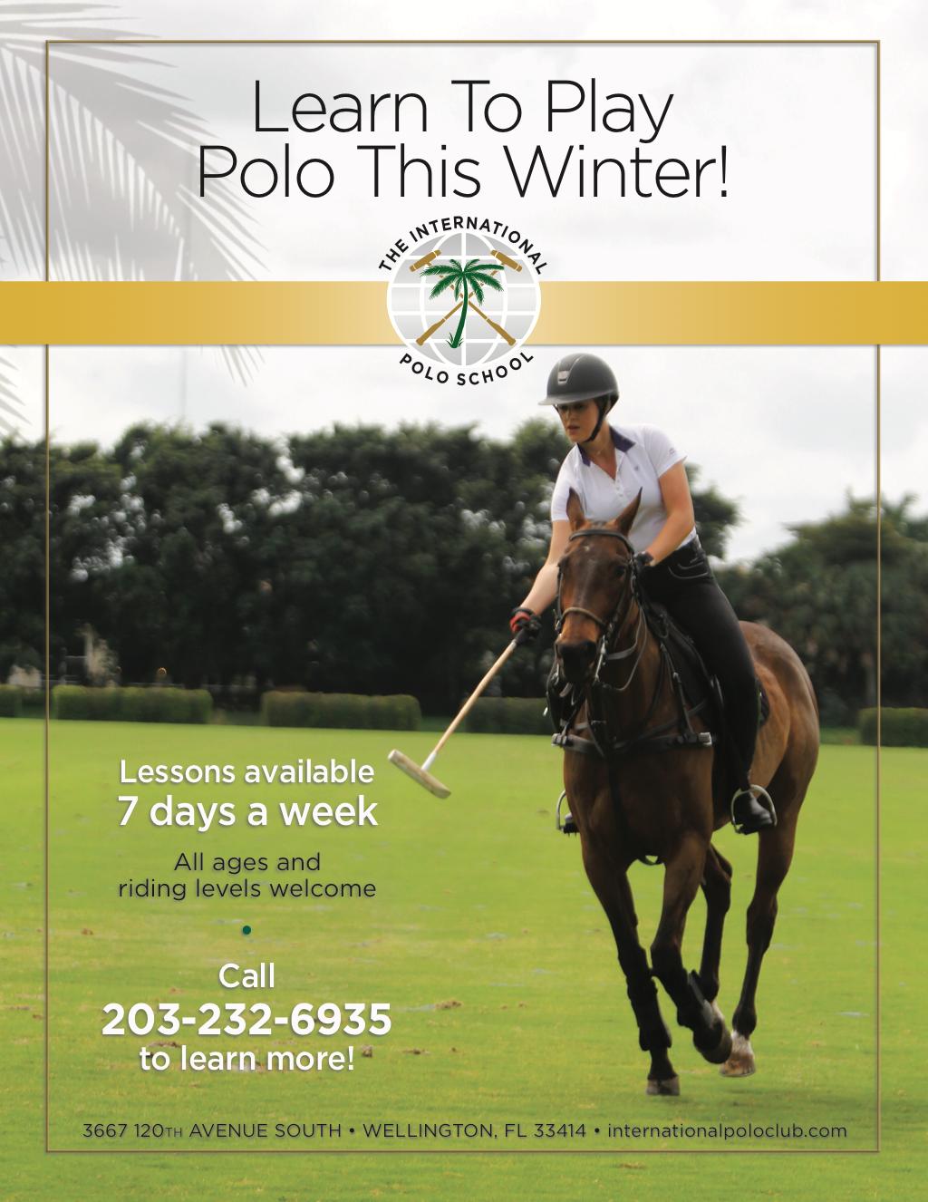 FINAL Polo School promo