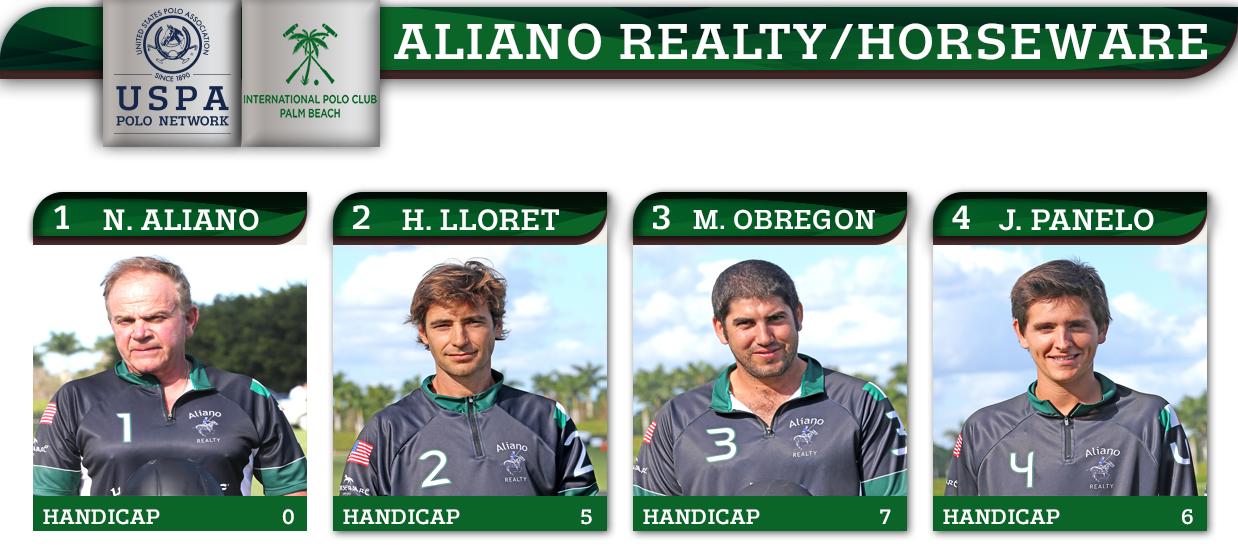 Aliano Realty Horseware