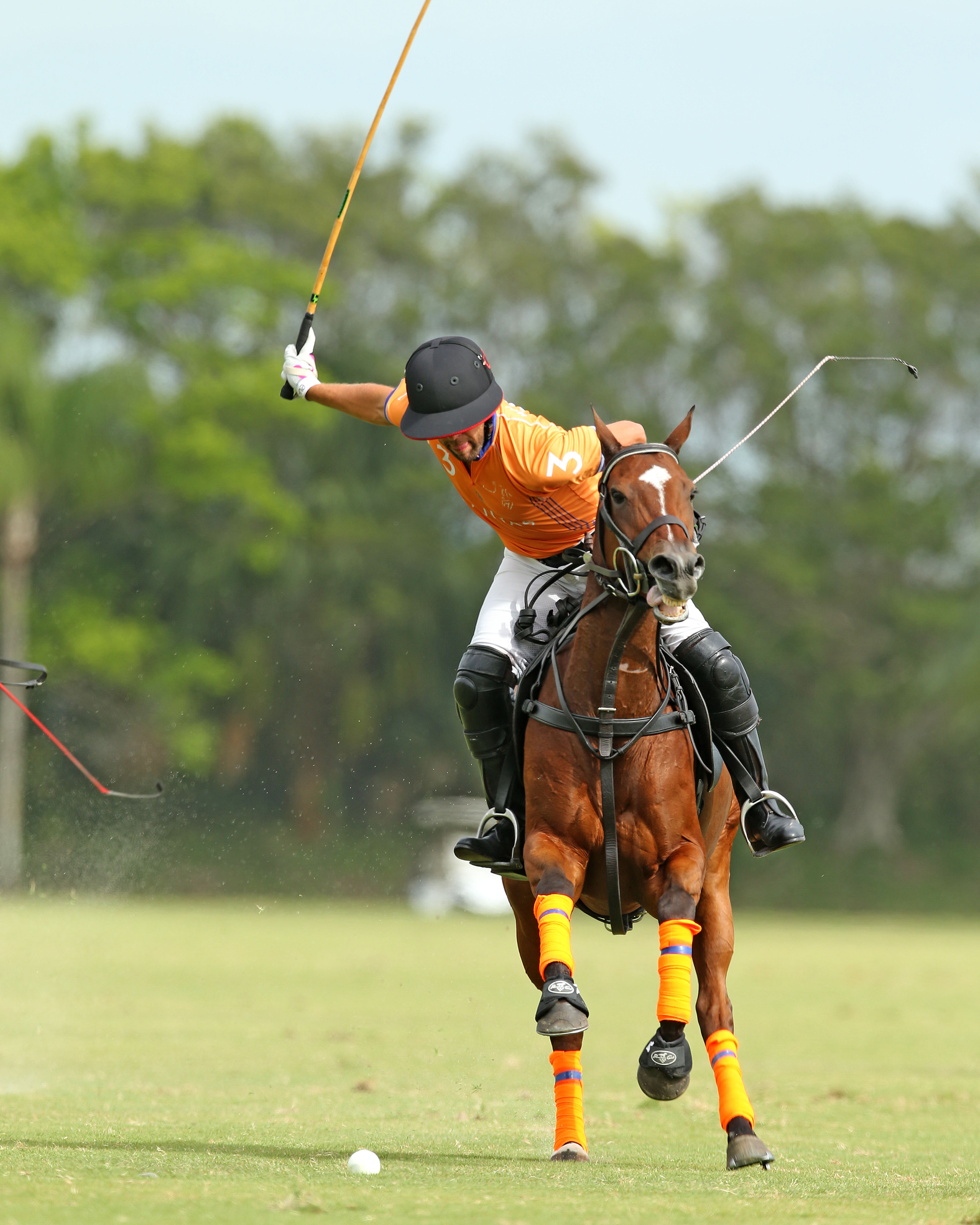 Las Monjitas will conclude the 2020 USPA Gold Cup® with a whole new team. ©Alex Pacheco