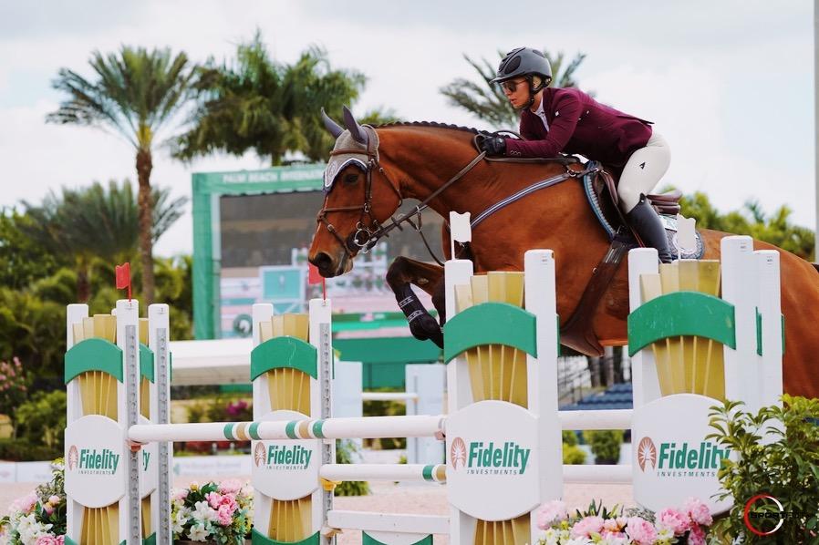 06/03/2019 ; Wellington FL ; Winter Equestrian Festival - Week 9