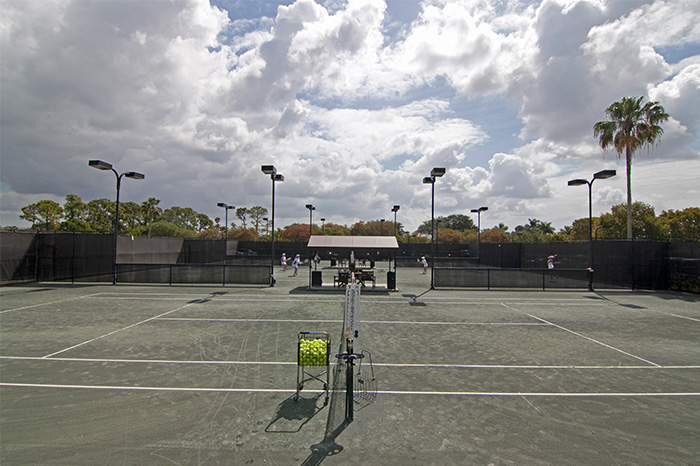 Tennis WC 2