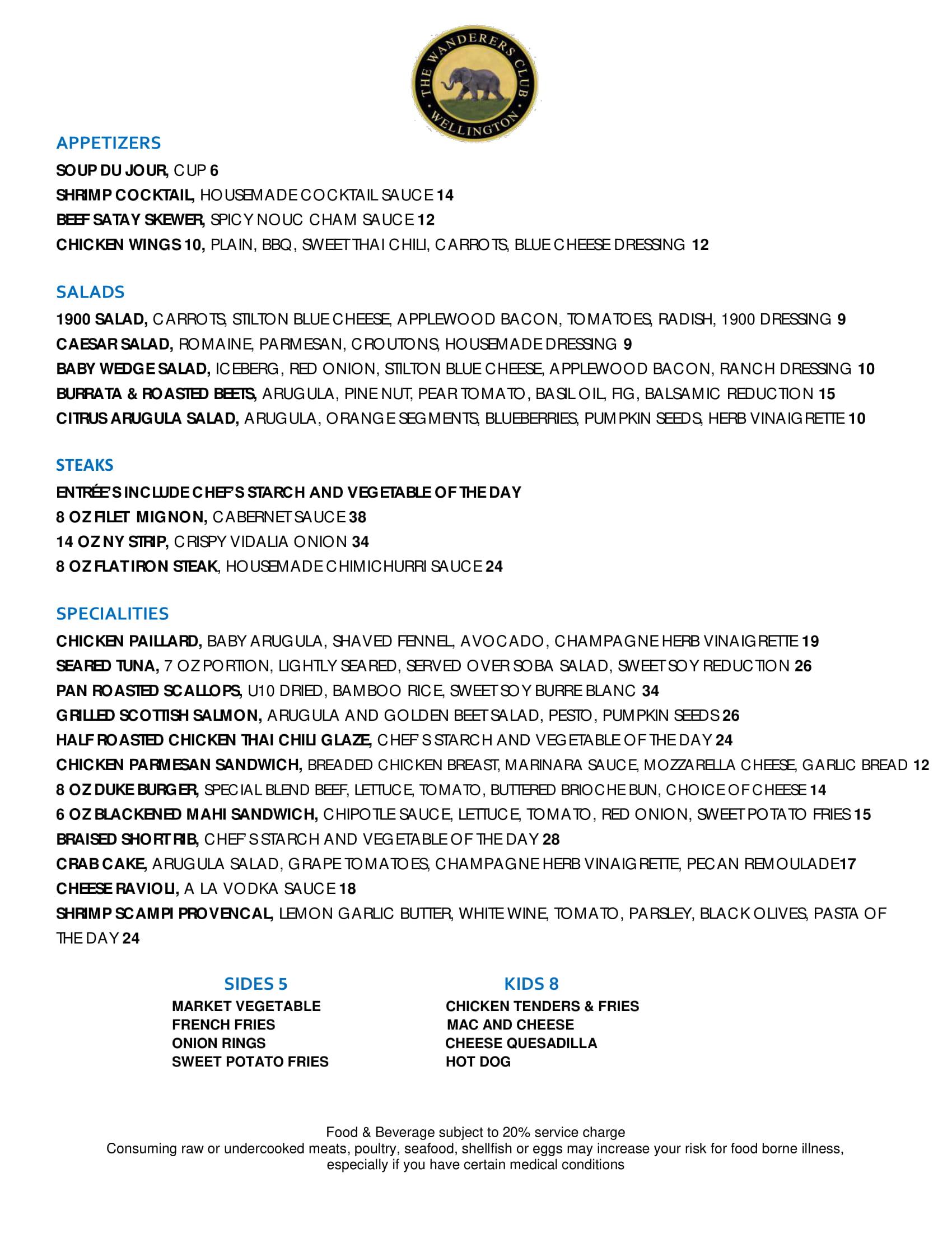 Dinner Menu 6.18.20-1